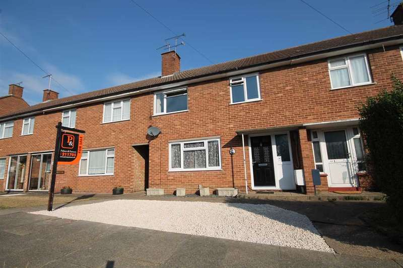 4 Bedrooms Terraced House for sale in Pimpernel Road, Ipswich