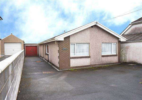 2 Bedrooms Detached Bungalow for sale in Cefn Rhos, Gors Road, TUMBLE, Llanelli