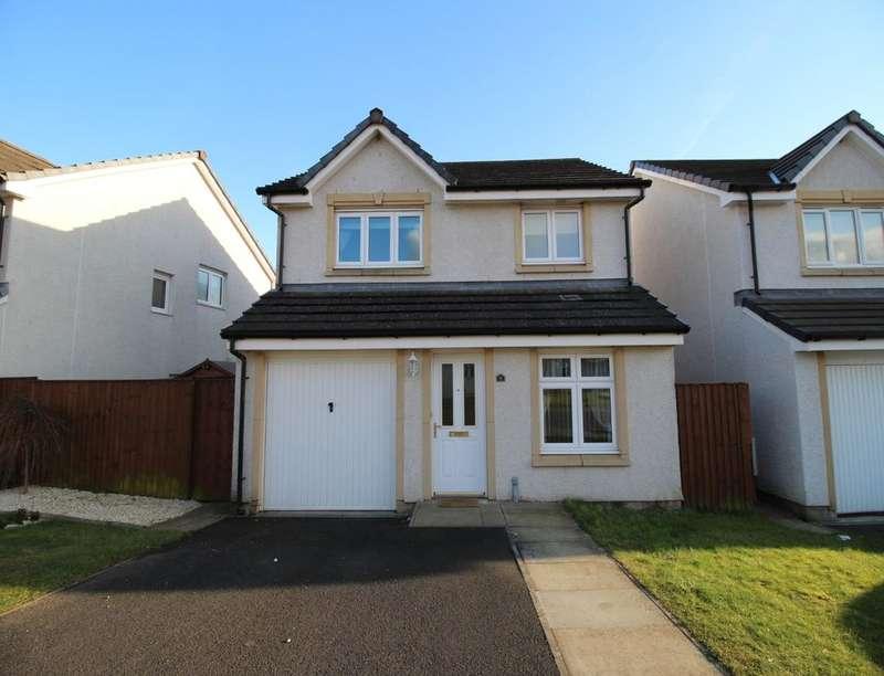 4 Bedrooms Detached House for sale in Lochty Park, Kinglassie, Lochgelly, KY5