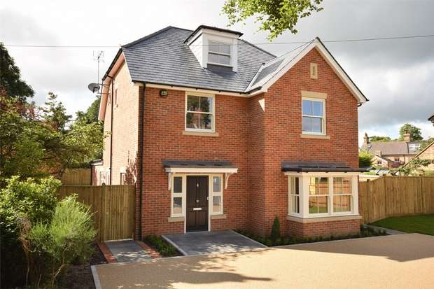 5 Bedrooms Detached House for sale in Amherst Road, Sevenoaks