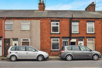 3 Bedrooms Terraced House for sale in Priestsic Road, Sutton-In-Ashfield, Nottinghamshire, Notts