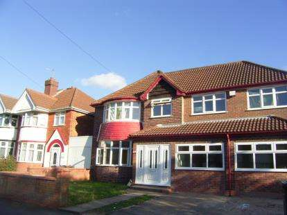 5 Bedrooms Detached House for sale in Wyndhurst Road, Stechford, Birmingham, West Midlands