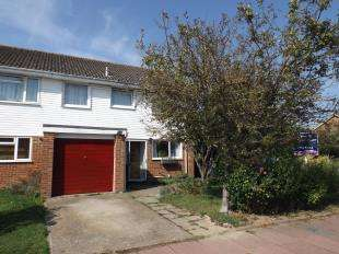 4 Bedrooms Semi Detached House for sale in Vancouver Close, Worthing, West Sussex