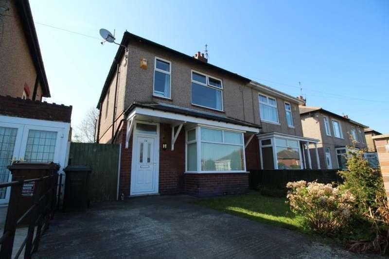 3 Bedrooms Semi Detached House for sale in Laburnum Avenue, Newcastle Upon Tyne, NE6