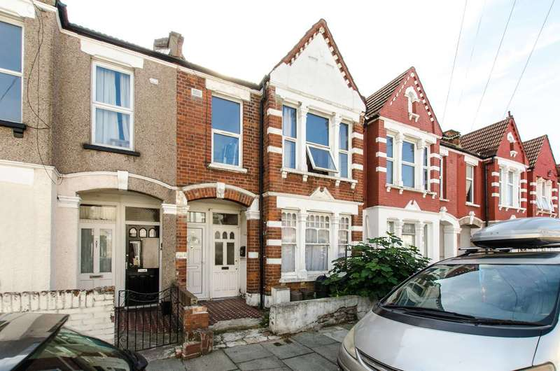 3 Bedrooms Maisonette Flat for sale in Heaton Road, Tooting, CR4