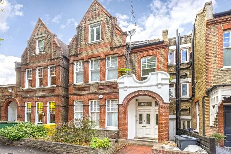 2 Bedrooms Flat for sale in Grange Road, London, W4