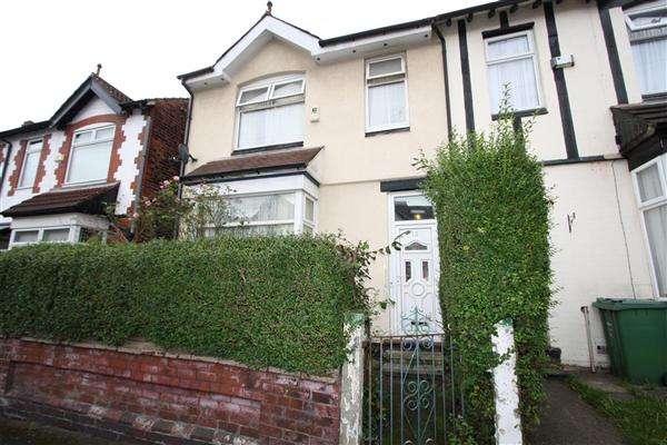 3 Bedrooms Semi Detached House for sale in Harrogate Avenue, Prestwich