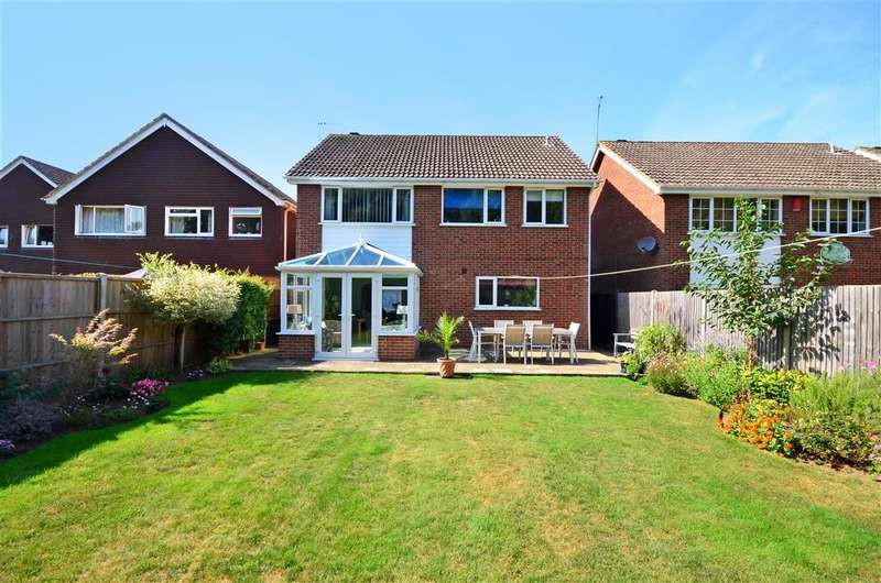 4 Bedrooms Detached House for sale in Leigh Avenue, Maidstone, Kent