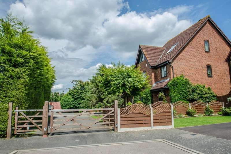 5 Bedrooms Detached House for sale in Plum Tree Road, Lower Stondon, Henlow, SG16