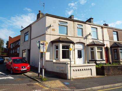 2 Bedrooms End Of Terrace House for sale in Wash Lane, Bury, Greater Manchester, BL9