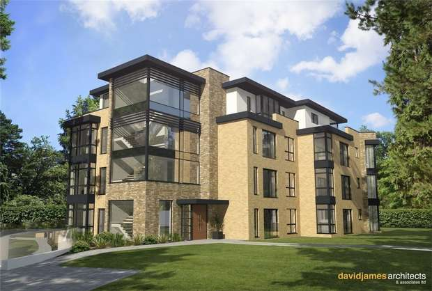 3 Bedrooms Flat for sale in 2a Balcombe Road, Poole, Dorset