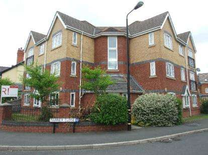 2 Bedrooms Flat for sale in Farrier Close, Sale, Greater Manchester, Cheshire