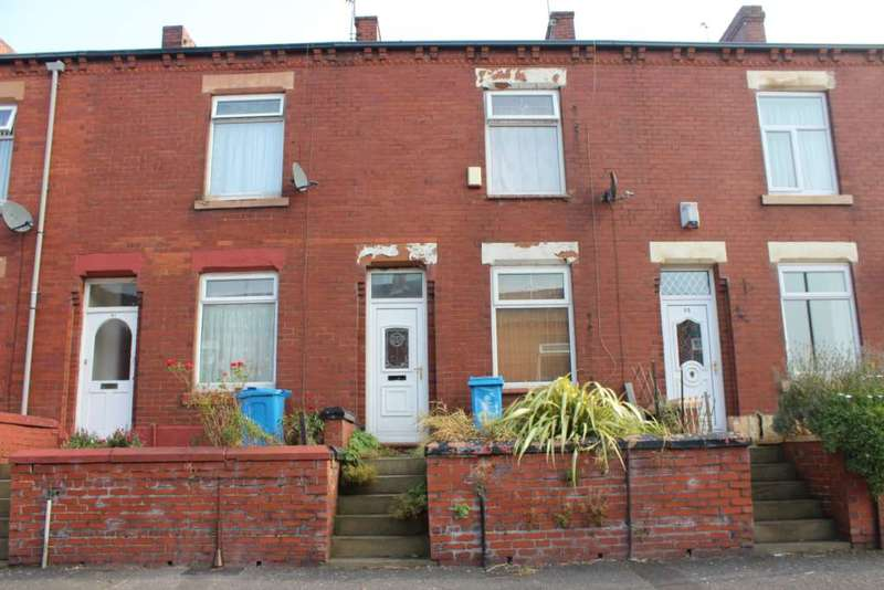 2 Bedrooms Terraced House for sale in Kelverlow Street, Clarksfield