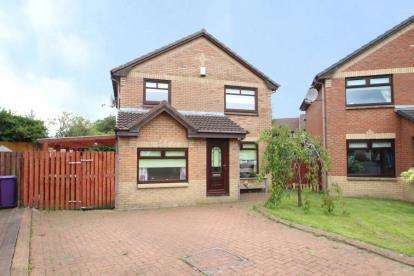 4 Bedrooms Detached House for sale in Linnet Place, Knightswood Gate, Glasgow