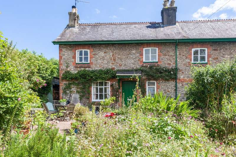 2 Bedrooms House for sale in 1 Baring Cottages, , Totnes