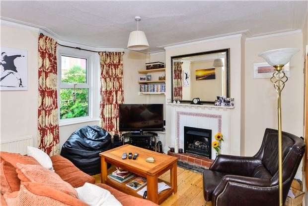 3 Bedrooms Terraced House for sale in Clarence Place, BATH, Somerset, BA1 3EW