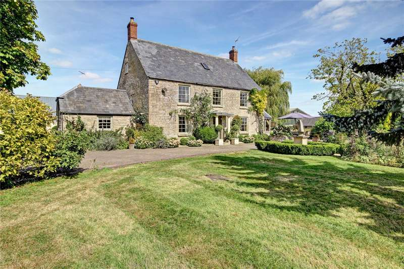 5 Bedrooms Detached House for sale in Ashton Road, Minety, Wiltshire, SN16