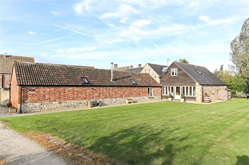4 Bedrooms Barn Conversion Character Property for sale in Little Haresfield, Standish, Stonehouse, Gloucestershire, GL10