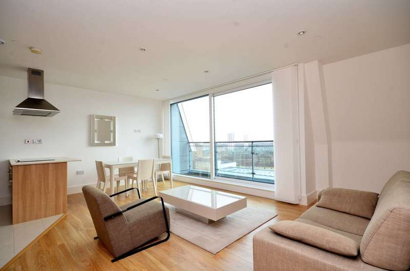 1 Bedroom Flat for sale in Cornell Square, Stockwell, SW8