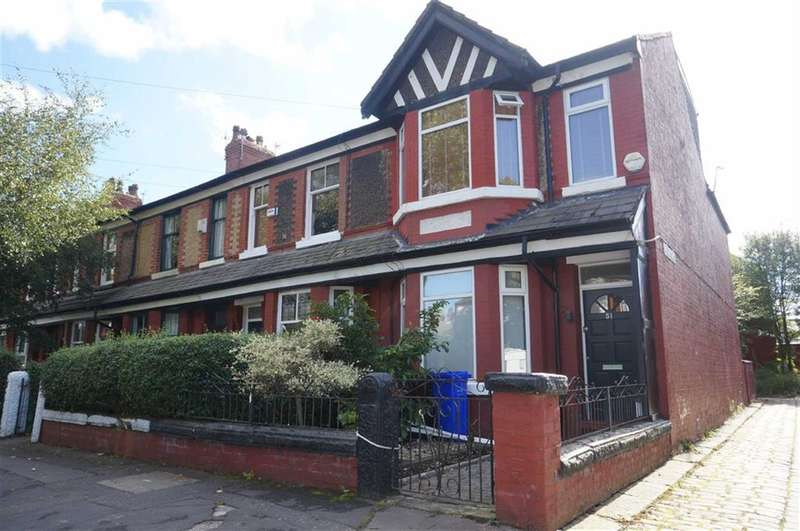 4 Bedrooms Property for sale in Claridge Road, Chorlton, Manchester, M21