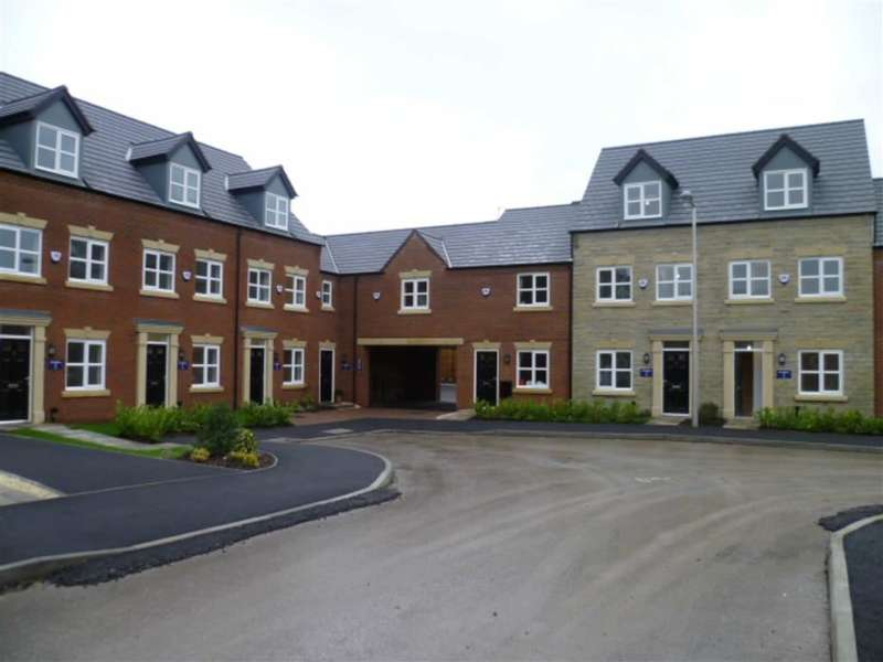 1 Bedroom Flat for sale in Southwood Close, Marple, Stockport