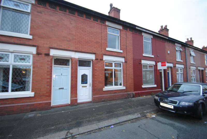 3 Bedrooms Property for sale in Slater Street, Latchford, Warrington, WA4