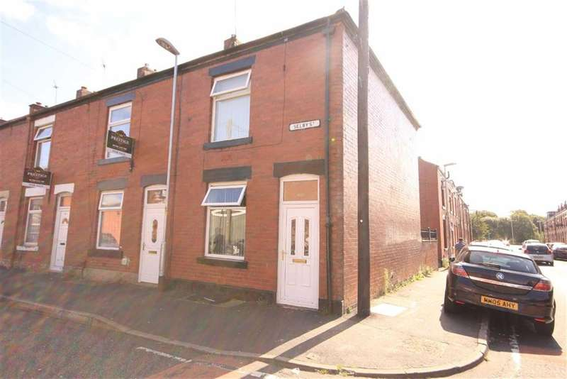 2 Bedrooms Property for sale in Selby Street, Rochdale