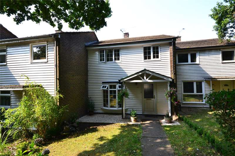 3 Bedrooms Terraced House for sale in Ripplesmere, Bracknell, Berkshire, RG12