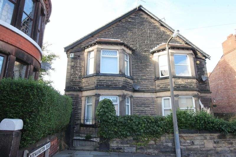 4 Bedrooms Semi Detached House for sale in Derwent Road, Oxton, Wirral