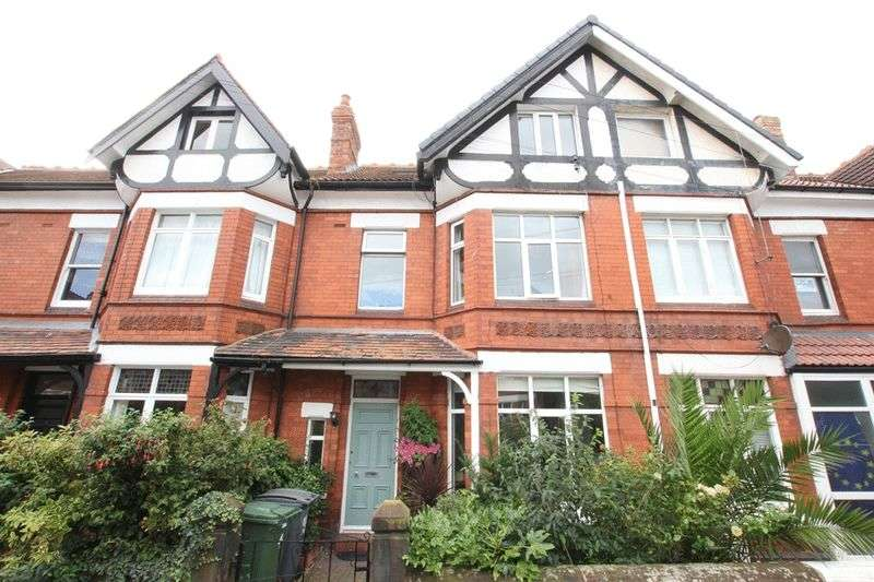 5 Bedrooms Terraced House for sale in Brookfield Road, West Kirby, Wirral