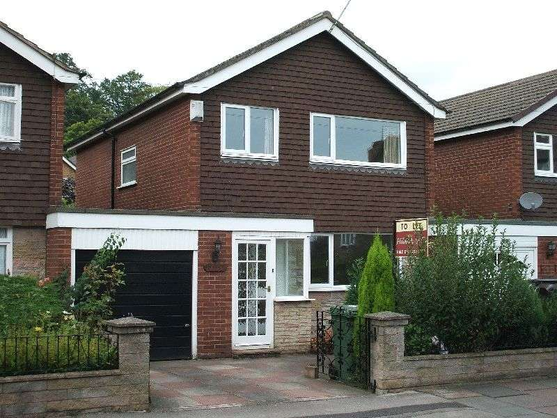3 Bedrooms Detached House for sale in Willow Tree Road, Altrincham