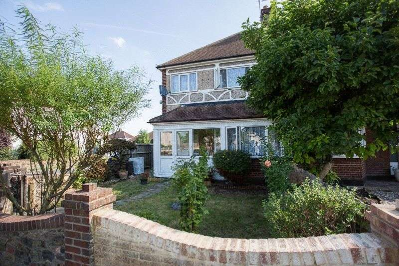 3 Bedrooms Semi Detached House for sale in Bournemouth Park Road