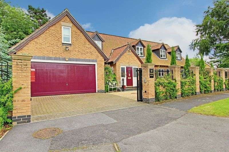 5 Bedrooms Property for sale in Church Lane, Lockington