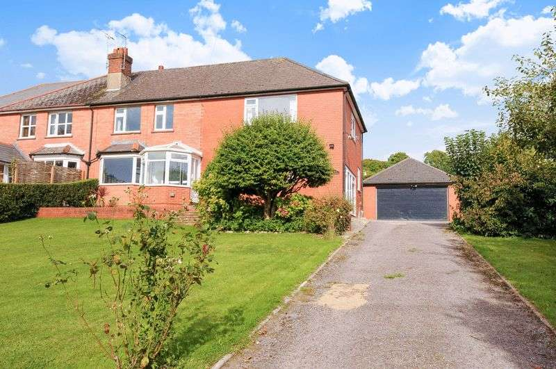 4 Bedrooms Semi Detached House for sale in Cattistock, Dorchester, DT2