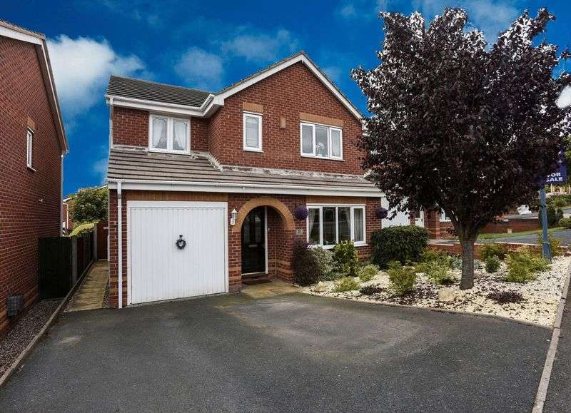 4 Bedrooms Detached House for sale in Ashton Park Drive, Brierley Hill
