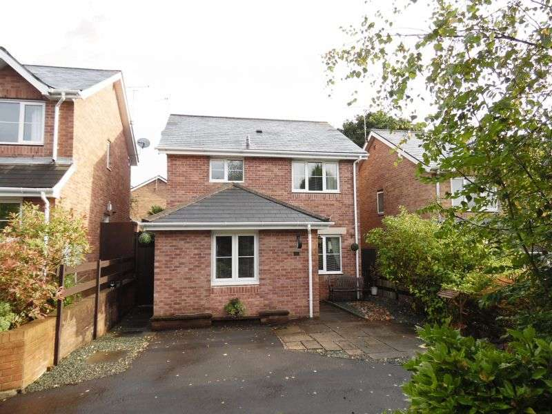 3 Bedrooms Detached House for sale in Maes Y Grug Broadlands Bridgend CF31 5DD
