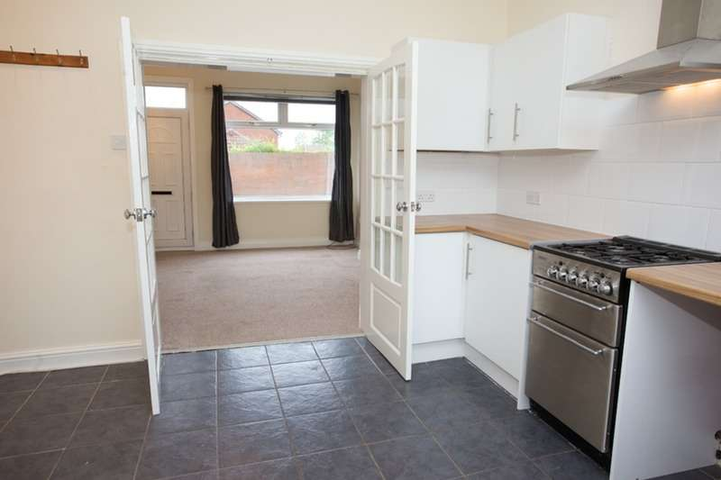2 Bedrooms End Of Terrace House for sale in Painthorpe Lane, Crigglestone, West Yorkshire, WF4
