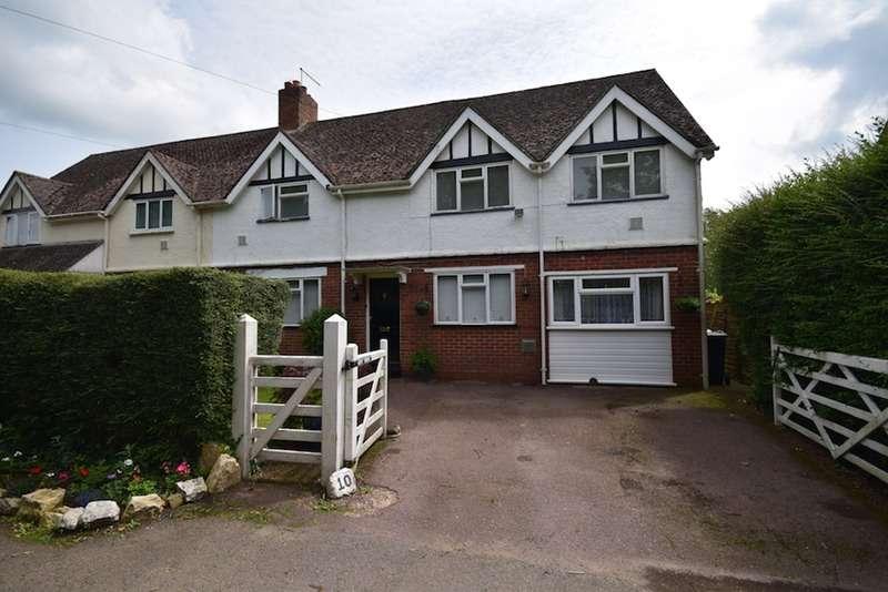 5 Bedrooms Semi Detached House for sale in Leda Cottages, Ashford, Kent, TN27