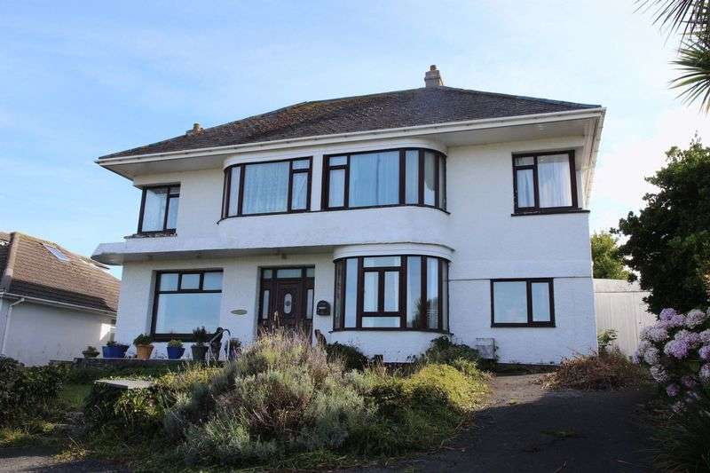 5 Bedrooms Detached House for sale in Well Way, Newquay