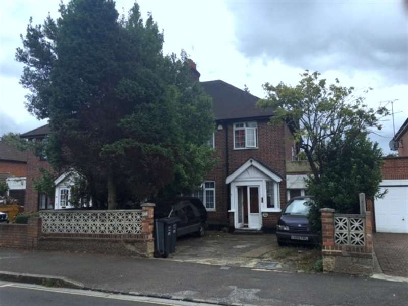 3 Bedrooms Semi Detached House for sale in Jersey Road, Osterley, , TW7 4QJ