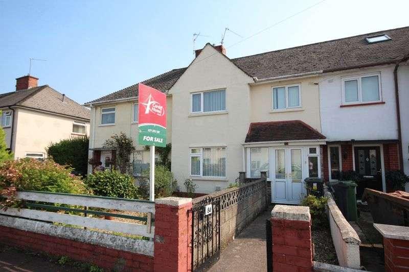 3 Bedrooms Terraced House for sale in Ton-Yr-Ywen Avenue, Heath