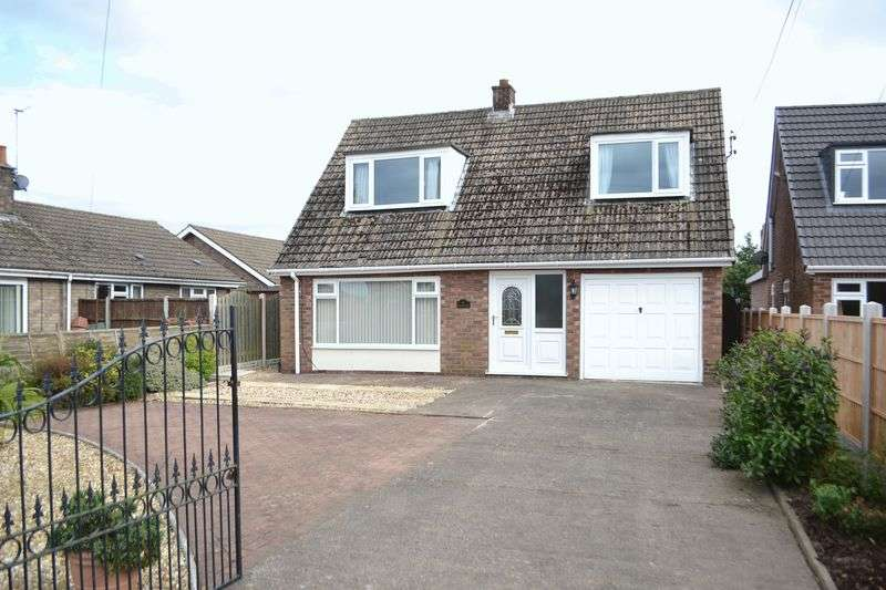 3 Bedrooms Detached Bungalow for sale in Paddock Lane, Blyton