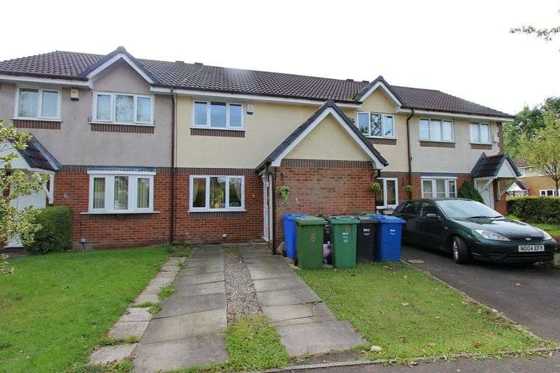 2 Bedrooms Terraced House for sale in River View Close, Prestwich, Manchester
