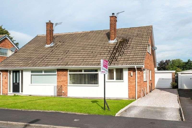3 Bedrooms Semi Detached House for sale in Abbeydale, Burscough