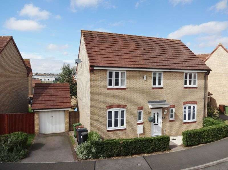 4 Bedrooms Detached House for sale in Hatfield Close, Oakley Vale, Corby