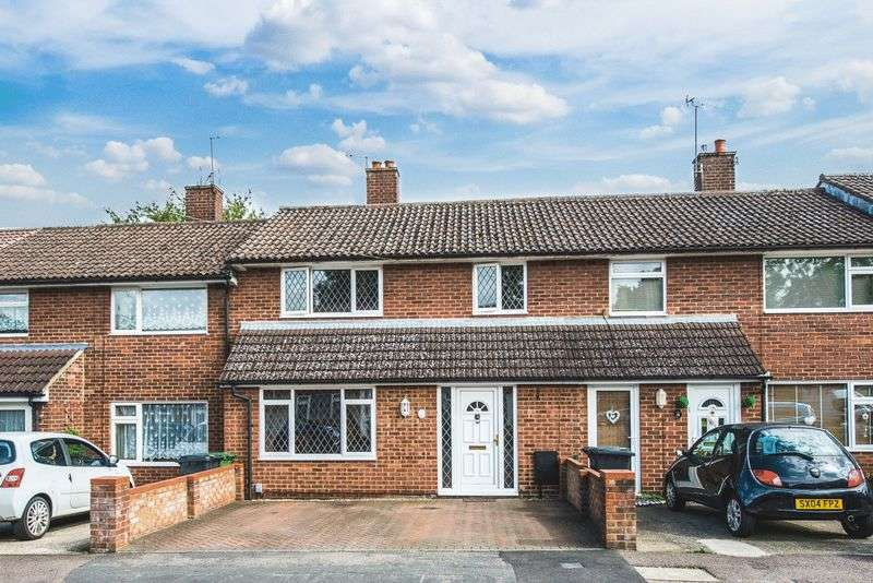 3 Bedrooms Terraced House for sale in Springfield Road, Hemel Hempstead