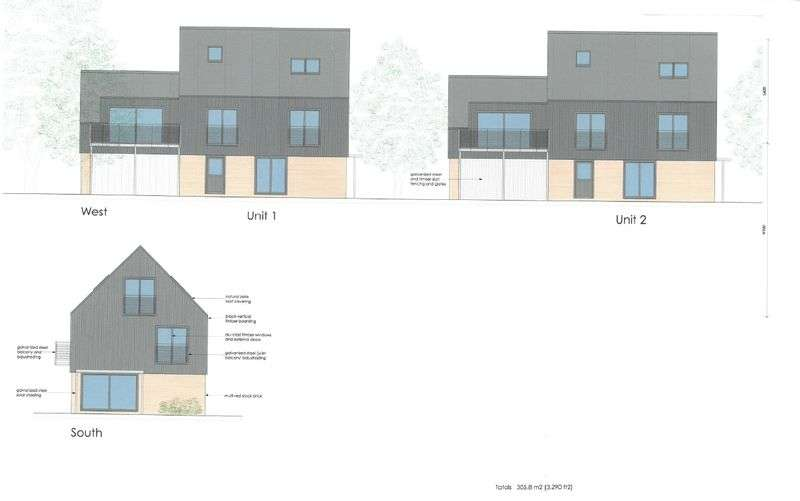 4 Bedrooms Land Commercial for sale in Stanstead Abbotts, Ware, Herts.