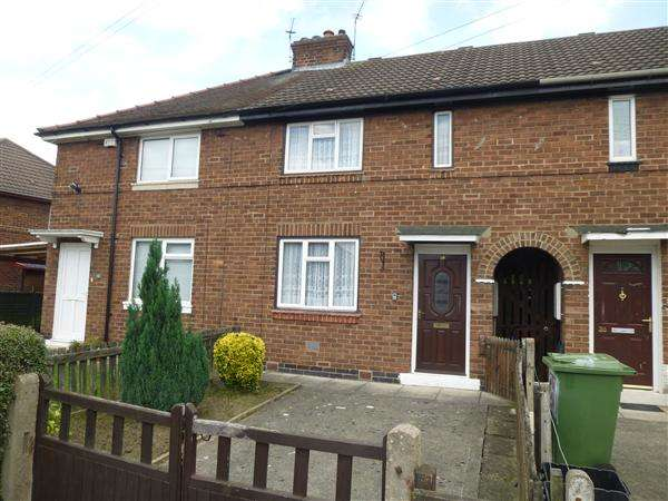 2 Bedrooms Terraced House for sale in St Philips Grove, Clifton