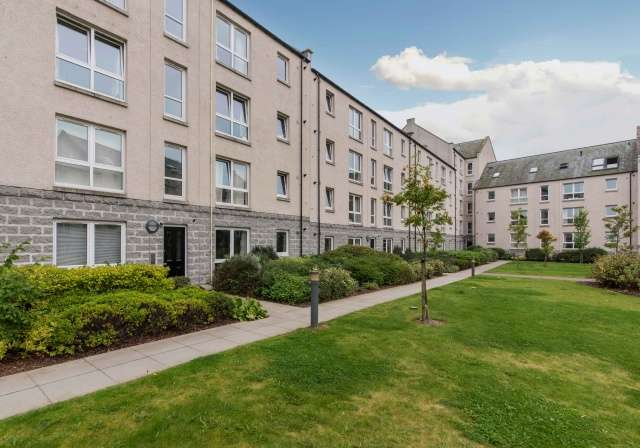 2 Bedrooms Flat for sale in Dee Village, Millburn Street, Aberdeen, Aberdeenshire, AB11 6LG