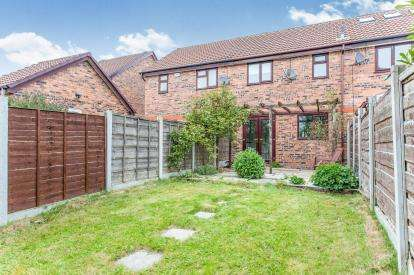 3 Bedrooms Terraced House for sale in Rosewood, Westhoughton, Bolton, Greater Manchester, BL5